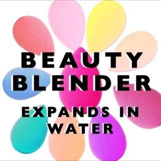 Sponge beauty blender that expand in water !!Item instock