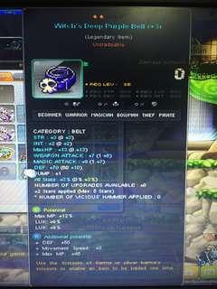 Maplestory Luk item