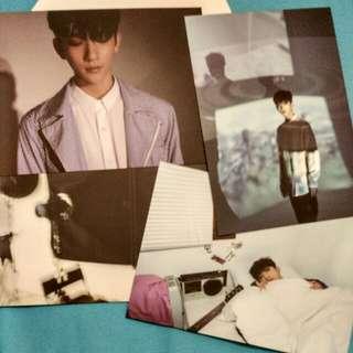 [WTT] Seventeen Director's Cut Joshua postcard
