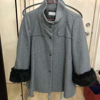 Playlord grey coat