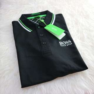 Hugo Boss Polo in Black
