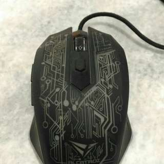 Mouse gaming alcatroz