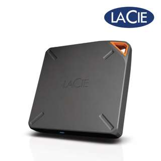 Brand new sealed - Lacie Fuel 1TB Wireless USB3.0 harddisk drive