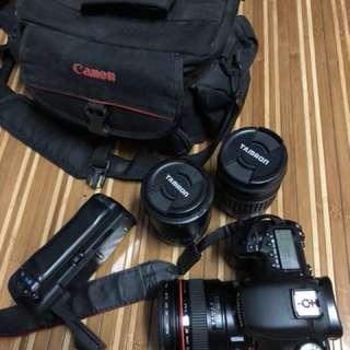 CANON EOS 7D 3 Fullset