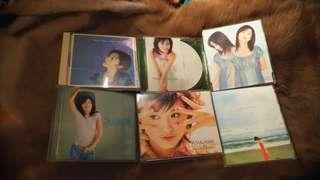 ☺ 酒井法子 Noriko Sakai CD x 6