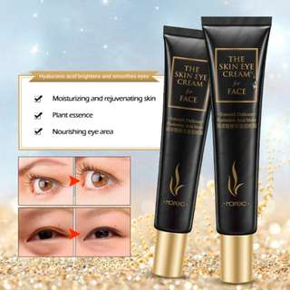 Skin care eye cream facial anti puffiness face care remove dark circles anti wrinkle anti aging