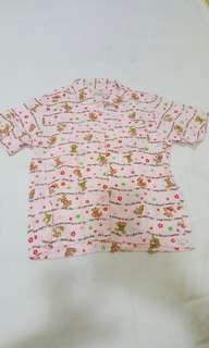 Sleepwear tops (7-8Y)