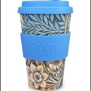 Reusable Bamboo fiber Ecoffee Cup (Lily)