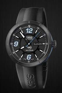 ORIS TT1 WILLIAMS F1 TEAM DAY DATE