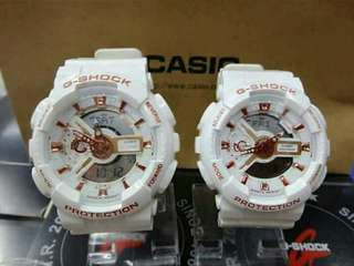 "Couple Watch "" Gshock&BabyG"""