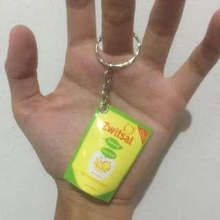 gantungan kunci zwitsal miniatur