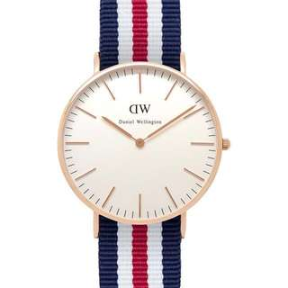 DANIEL WELLINGTON 0502DW Classic Canterbury ladies watch