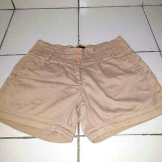 Brown Shortpants