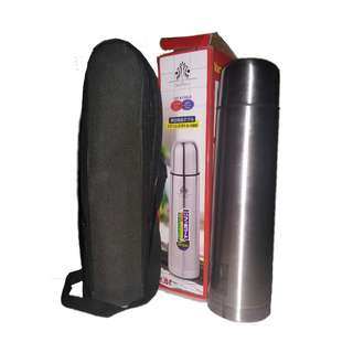 TERMOS 1L STAINLESS STEEL