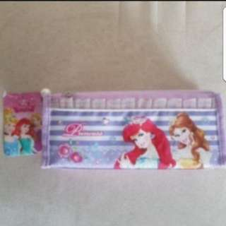 In Stock Disney Princess Pencil Case