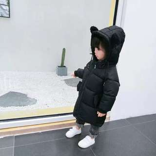 Winter clothes for boys and girls