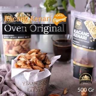 Kacang Kenari Oven 500gram