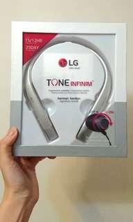 LG tone infinim HBS-920 高級立體聲藍牙耳機/耳筒