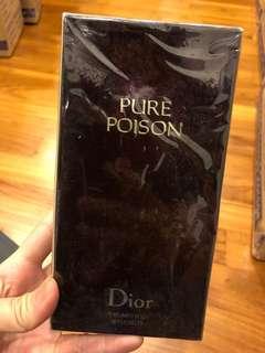 Dior Pure Poison Perfume Mosturizer