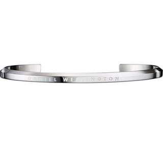 (兩色)DANIEL WELLINGTON Classic Cuff stainless steel bracelet large