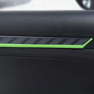 Honda Civic Door Panel Trim