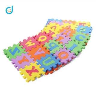 Puzzle matt for baby/26pcs