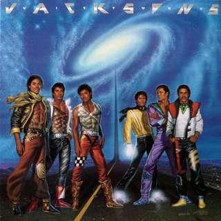 LP The Jacksons - Victory (1984) <Epic QE 38946>