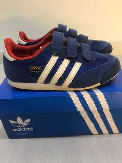 Authentic addidas sneakers