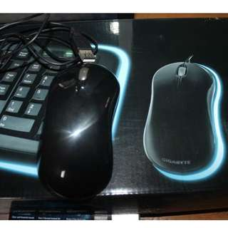H01 MOUSE WIRE LOGITECH