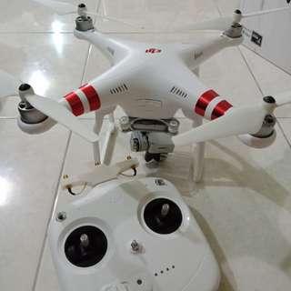 DJI PHANTOM  standard camera drone