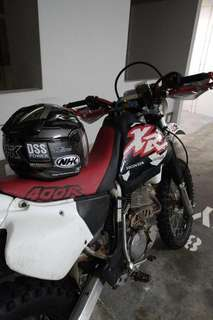 XR400 R