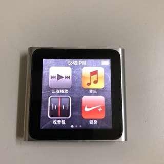 Apple nano mp3 苹果