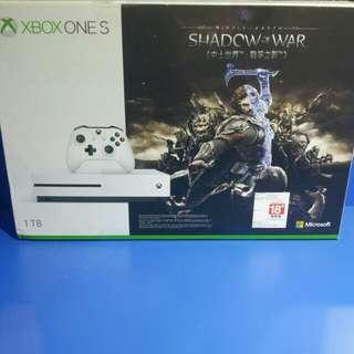 1TB Xbox one Slim