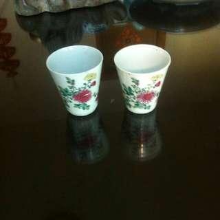 大清光緒陶瓷杯