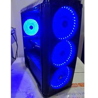 Intel i3 4160 + GTX 750 Ti 2GB - Budget Gaming Desktop PC