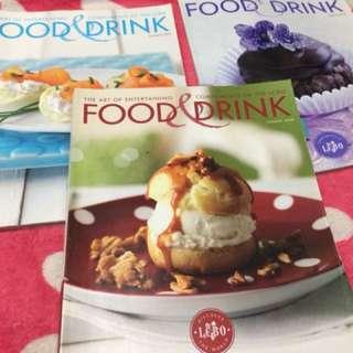 Food amd Drink Magazine Take it all