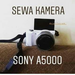 sewa kamera