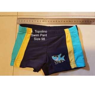 Topolino Swim Pant Size 98 #Bajet20