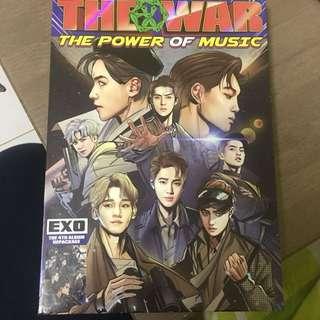 EXO : THE POWER OF MUSIC ALBUM