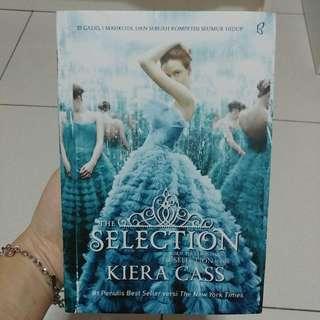 The Selection - By Kiera Cass (Novel)