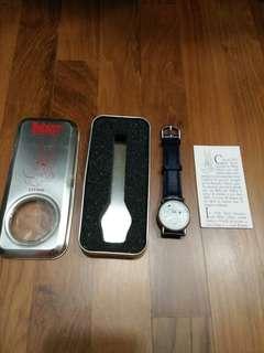 BNIB! Rare Vintage 1997 Citime Asterix Dogmatix Watch