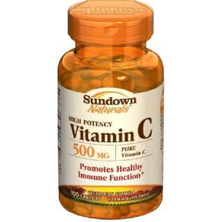 Sundown Naturals Vitamin C