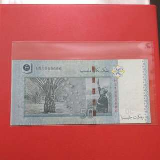 Rm50 Fancy Number (1868696)