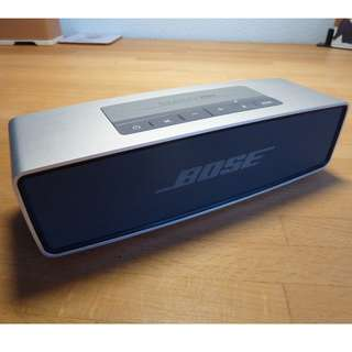 Bose Sound Link Mini Bluetooth Speaker
