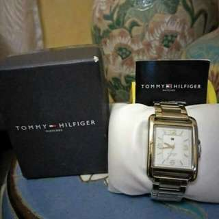 NEW Tommy Hilfiger watch (LP indicated)