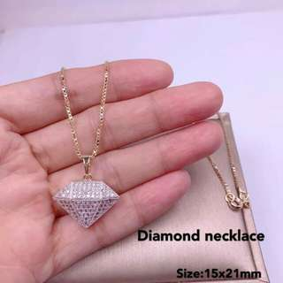 Necklace with with