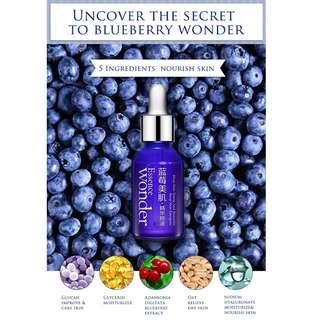 Ageless Blueberry Essence Cream Whitening Moisturizing Oil Control Anti Winkles AntiAging serum