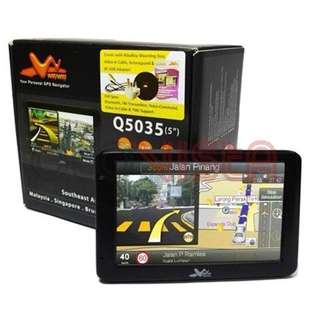 WayWay GPS