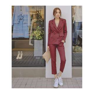 blazer and trousers set