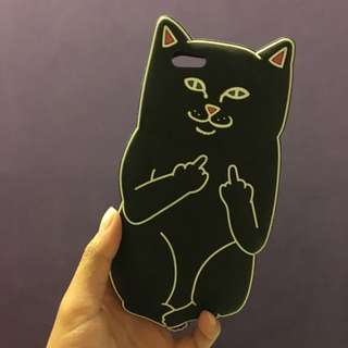 iPhone 6/6S case: bad ass cat 🐱